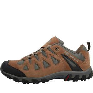 【送料無料】キャンプ用品 メンズハイキングシューズブラウンkarrimor mens supa 5 hiking shoes brown