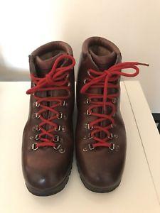【送料無料】キャンプ用品 メンズブラウンハイキングウォーキングブーツメンズイギリスソールzamberlan men's brown hiking walking boots mens 46 uk11 vibram sole