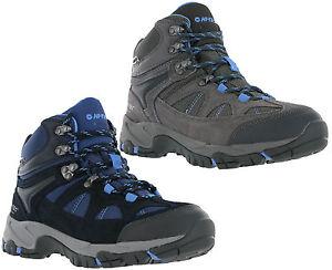 【送料無料】キャンプ用品 スエードメッシュウォーキングレディースブーツhitec altitude life ii waterproof suede mesh lightweight walking womens boots