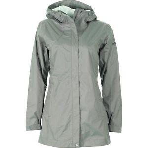 【送料無料】キャンプ用品 コロンビアロゴレディースジャケットコートセドナセージサイズ