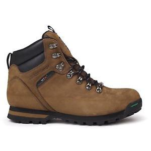 【送料無料】キャンプ用品 メンズウォーキングハイキングブーツレーススエードkarrimor mens ksb kinder walking hiking boots lace up suede waterproof footwear