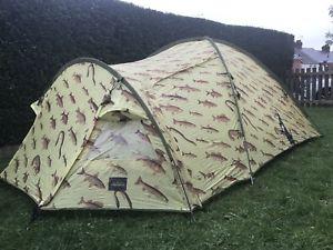 【送料無料】キャンプ用品 listingtedベイカーテントfishアイテム listingted baker limited edition tent fish rare item