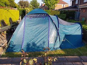 【送料無料】キャンプ用品 コールマンbiスペース500 5テントcoleman bi space 500 5 person tent