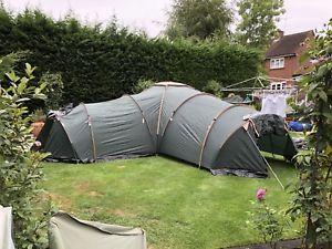 【送料無料】キャンプ用品 アクションツンドラ9テントpro action tundra 9 man tent excellent condition