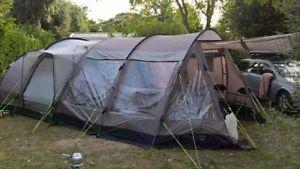 【送料無料】キャンプ用品 カーペットネバダmテント 5outwell nevada m tent with footprint and carpet 5 person