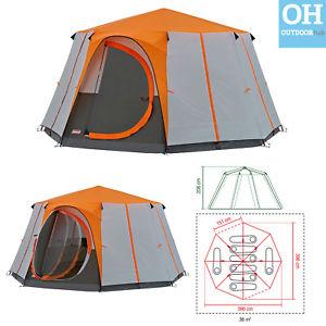 【送料無料】キャンプ用品 ユルトoctogonglampingコールマンコルテス8テントcoleman cortes octagon 8 berth man person tent festival glamping yurt octogon