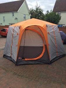 【送料無料】キャンプ用品 listingcolemanコルテス8テントイベント listingcoleman cortes octagon 8 tent, event shelter