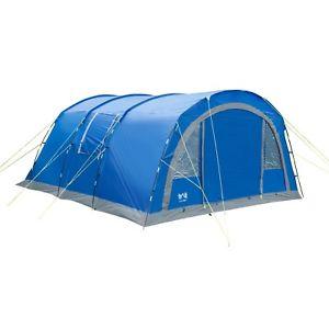 【送料無料】キャンプ用品 6 haytorグラウンドシートトンネルテント4000mmhh6 person family tunnel tent 4000mm hh sewn in groundsheet camping trail haytor