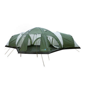 【送料無料】キャンプ用品 テント8インgroudsheetpeaktop 31ドームpeaktop 31 room family group dome camping tent 8 person seamin groudsheet
