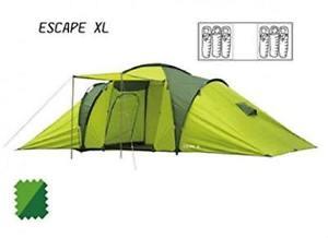 【送料無料】キャンプ用品 ィス6テントescape 6 man tent in ice