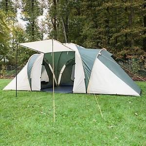 【送料無料】キャンプ用品 skandikaデイトナ6ドームテントメッシュskandika daytona 6 person man family dome tent mosquito mesh camping green
