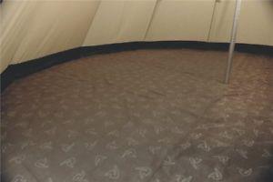 【送料無料】キャンプ用品 *** klondike grande 5m full moon soft flooringfor bell tents rrp17499****** klondike grande 5m full moon soft flooring for
