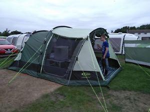 【送料無料】キャンプ用品 gelert lakesbury 5テントgelert lakesbury 5 family tent