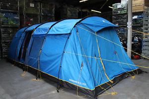 【送料無料】キャンプ用品 ギヤーカラハリ88hugeファミリーテントrrp600346hi gear kalahari 8 eclipse, 8 berth huge family festival tent rrp 600 346