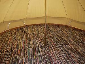 クラシック 【送料無料】キャンプ用品 テントマット ハーフムーン3m4m5mテントブティックココナツ6mbell by tent mat half tent moon 4m, rugs 3m, 4m, 5m, 6m by bell tent boutique not coir, ザクザクマーケット:f3c18a75 --- jf-belver.pt