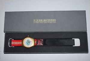 southern wood golf amp; country club promo watch quartz fujian china mint condition
