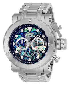 【送料無料】invicta mens coalition forces quartz chrono 100m stainless steel watch 26503