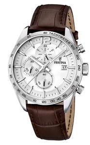 【送料無料】festina chronograph herrenuhr chrono f167601