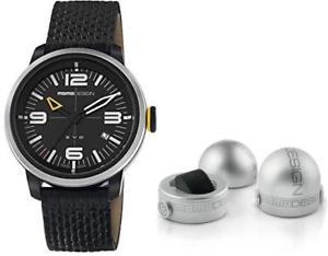 【送料無料】momo design md1014bs12 orologio da polso uomo it