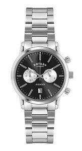 【送料無料】gents rotary avenger stainless steel watch gb0273004 rrp 19900 now 12495