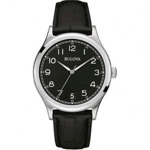 【送料無料】bulova 96b233 mens classic wristwatch