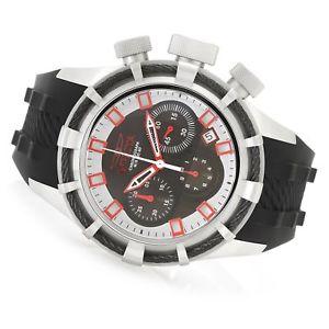 【送料無料】 mens invicta reserve bolt swiss chronograph silicone strap watch 22146