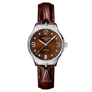 【送料無料】certina womens quartz watch c0212101629600