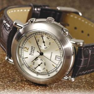 stauer 1944 ritorno  automatic watch  brand   fast shipping