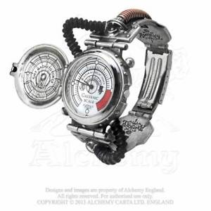 alchemy  eer steampowered entropy calibrator  wrist watch