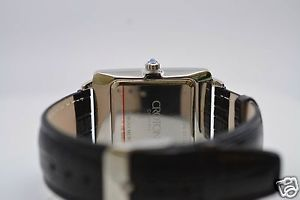 croton  stainless steel watch with date cn 307412