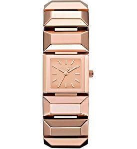 【送料無料】michael kors rose gold edition mirror luxury watch mk3165