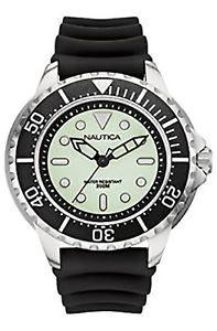 【送料無料】orologio nautica a19583g nmx 650
