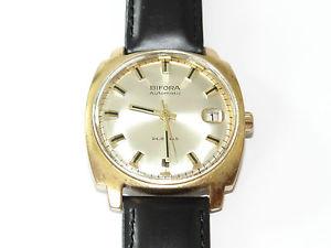 【送料無料】bifora,automatic,kaliber b 1160,wrist watch,montre,saat,uhr,orologio,reloj
