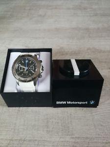 neuve montre ice watch bmw motorsport modle chrono  jamais porte
