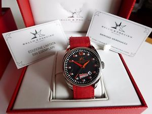bello amp; preciso watch  wrooom limited edition  rare
