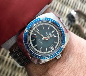 【送料無料】orologio nivada anni 70 vintage carica manuale