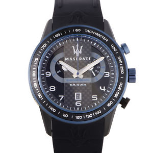【送料無料】maserati corsa mens quartz watch r8871610002