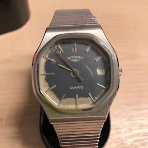 rotary mens quartz watch