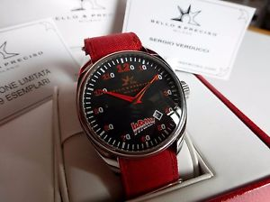 bello amp; preciso watch  wrooom limited edition  rare