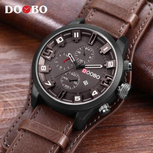 【送料無料】doobo mens casual sport quartz watches top brand luxury xmas gifts for him dad