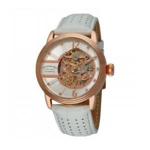【送料無料】stuhrling prospero classic mens 44mm automatic krysterna watch 308a3345p34