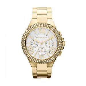 【送料無料】michael kors mk5756 bradshaw chronograph damenuhr