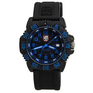 【送料無料】luminox 3053 mens blue evo navy seal colormark dive watch authorized dealer