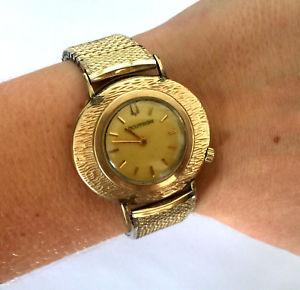 【送料無料】vintage bulova accutron n0 2183 wrist watch runs battery 10k gold filled, アンナカシ 62fe94dc