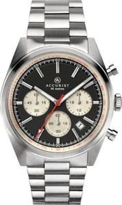 【送料無料】accurist signature collection mens chronograph watch 7216 rrp 13999