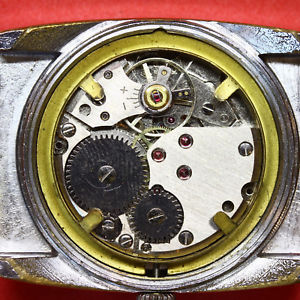 montre mcanique ancienne  guichet myon, fe 1401ad   f3318