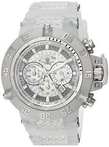 【送料無料】invicta 24359 mens subaqua quartz stainless steel and silicone casual watch