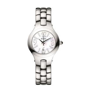 【送料無料】balmain womens chronograph b de b metal bracelet quartz watch b51913384
