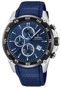 【送料無料】festina mens originals tour of britain 2017 blue f203302 watch 17