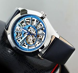 【送料無料】kenneth cole mens awesome automatic skeleton luxury watch kc1768